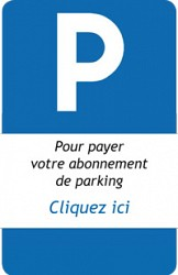 Payer son abonnement de parking