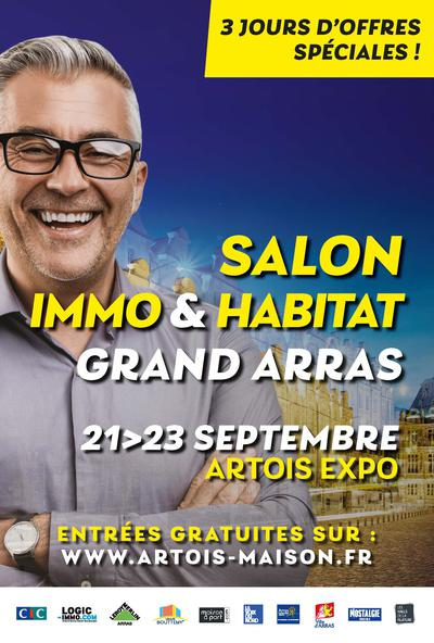 Salon immo habitat arras fr for Salon immobilier arras