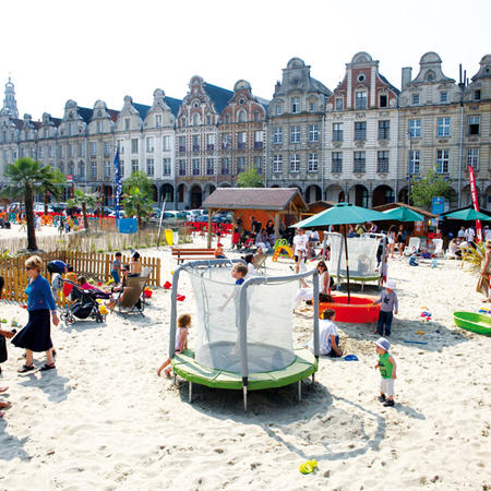 Arras on the Beach - juillet / août