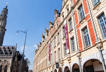 office de tourisme d'arras